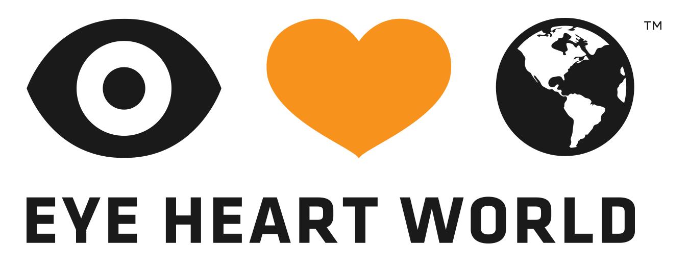 eye heart world logo