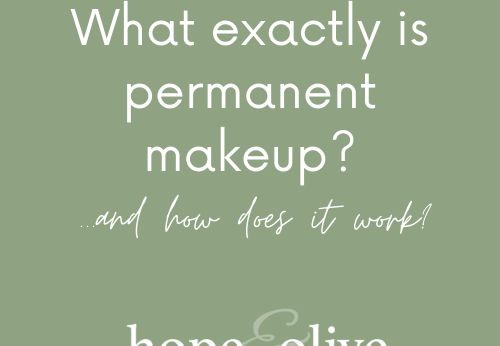 what is permanent makeup